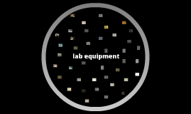 lab equitment