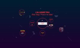 CALORIMETRIA (EXATAS)