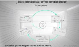 VIDEO-CURRICULUM VITAE