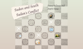 Sudan and South Sudan's Conflict