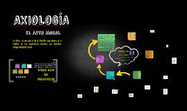Copy of AXIOLOGÍA