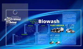 Waterless Biowash