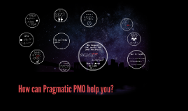 How can Pragmatic PMO help you?