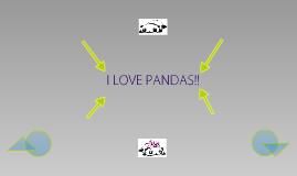 LOL PANDAS :P