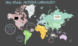 Copy of 1. Why study...MODERN LANGUAGES?