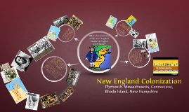 Objective 4 - New England Colonization