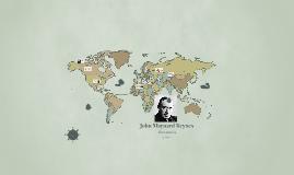 Econ - economist - John Maynard Keynes