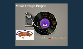 Music Design Project