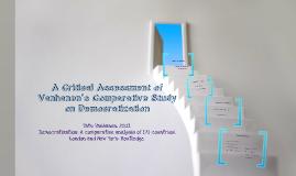 Vanhanen's Comparative Study on Democratization