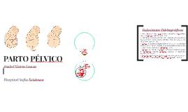 Copy of PARTO PÉLVICO