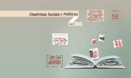 Doutrinas Sociais e Políticas