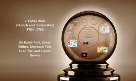 7 YEARS WAR