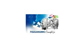 Copy of PENSAMIENTO COMPLEJO