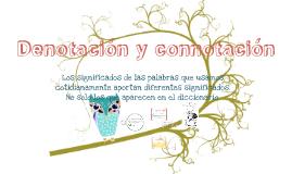Copy of Lenguaje denotativo y connotativo