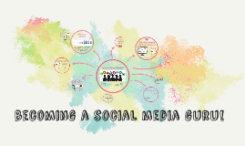 becoming a social media guru!