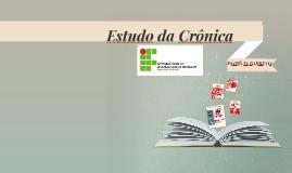 Copy of Estudo da Crônica
