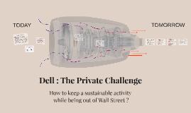 Dell : Private Challenge