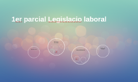 1er parcial Legislacion laboral
