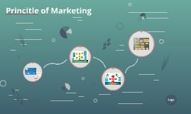 Princitle of Marketing