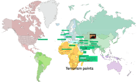 Copy of Terrorism points
