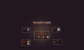 Animali in Italia