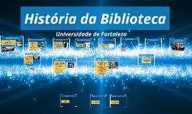 História da Biblioteca