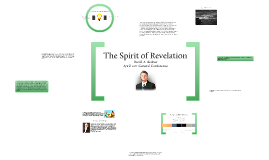 The Spirit of Revelation
