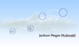 Jackson Megan Mcdonald