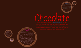 Assignment 4 - Chocolate