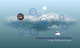 Malaysian Airlines MH370 Crisis