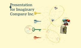 Presentation for Imaginary Company Inc.