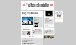 Copy of The Mosque Foundation