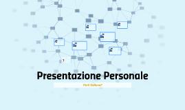 Presentazione Personale