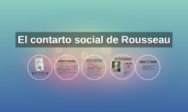 El contarto social de Rousseau