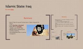 Islamic State: Iraq