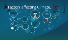 Copy of Factors affecting Climate.