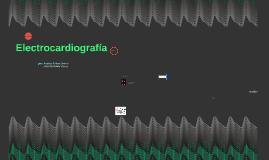 Electrocardiogrfía