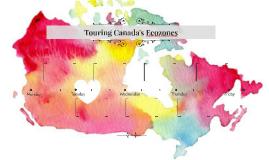 Touring Canada's Ecozones