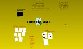 EARCOS Manila, Philippines