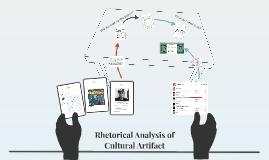 Rhetorical Analysis of Cultural Artifact