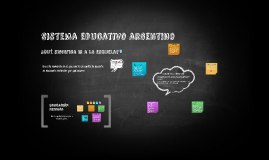 Copy of Sistema educativo argentino