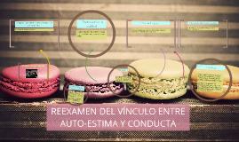 REEXAMEN DEL VÍNCULO ENTRE AUTO-ESTIMA Y CONDUCTA