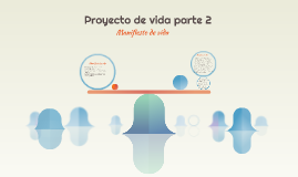 Proyecto de vida parte 2