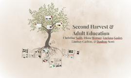 Second Harvest &