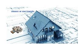 Copy of SERVICIOS DE CONSTRUCCIÓN
