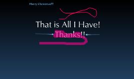Merry Christmas!!!!!!!!