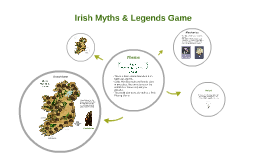 Irish Myths & Legends Game