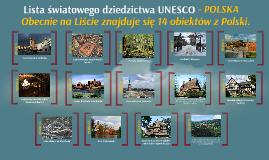 Lista światowego dziedzictwa narodowego UNESCO
