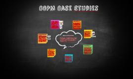 COPM Case Studıes