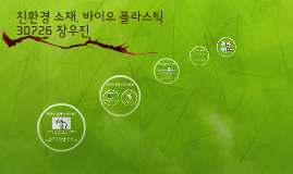 친환경 소재, 바이오 플라스틱